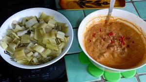 Gratin de lasagnes aux blettes sauce ratatouille (1)