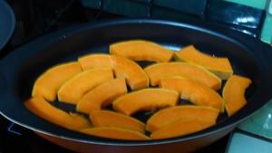 Légumes rôtis au four et graines caramélisées (1)