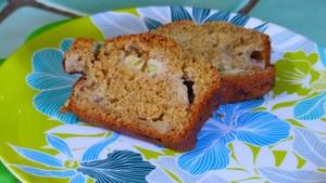 Cake à la banane et au yaourt