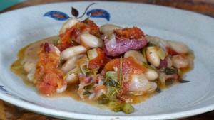 Coco rose au gingembre et aux tomates