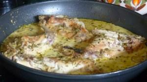 Cuisses de lapin au cidre et aux cèpes (1)