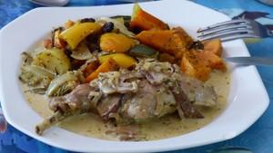 Cuisses de lapin au cidre et aux cèpes (2)