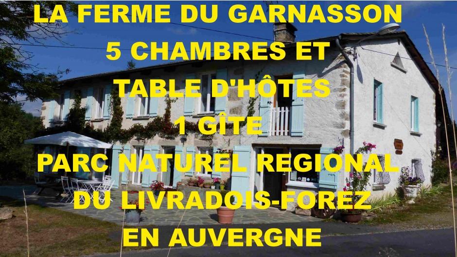 Vacances en Auvergne