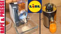 LIDL-Rape-a-legumes-electrique-150w-presse-agrumes-85w-type-Moulinex-DJ753510