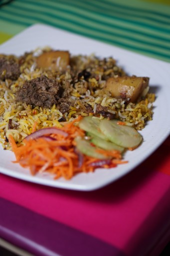 Beef Briyani