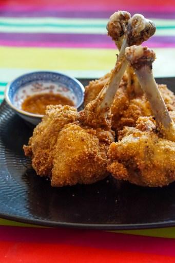Chicken cotelettes