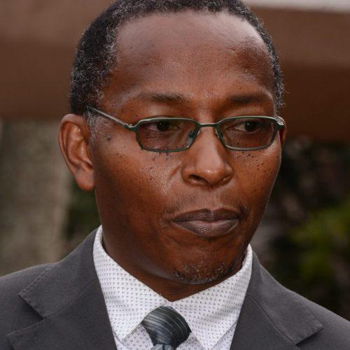 Prof. Kamau Ngamau