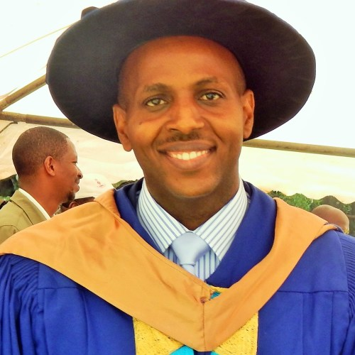 Prof. John M. Kihoro