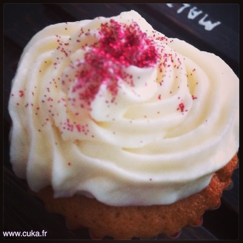 Mini cupcake tiramisu