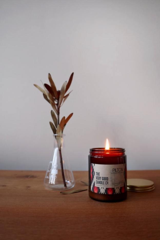 Pilton Geurkaars The Very Good Candle Company