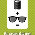 DIY Printable Father's Day Card