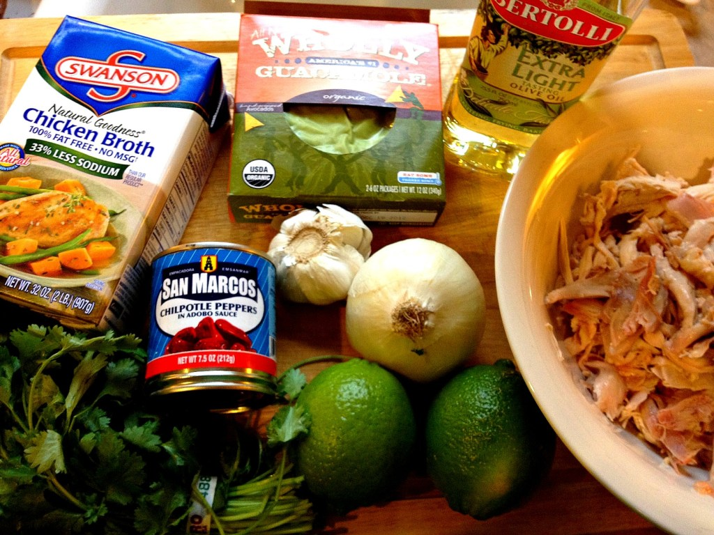 mexican soup 1