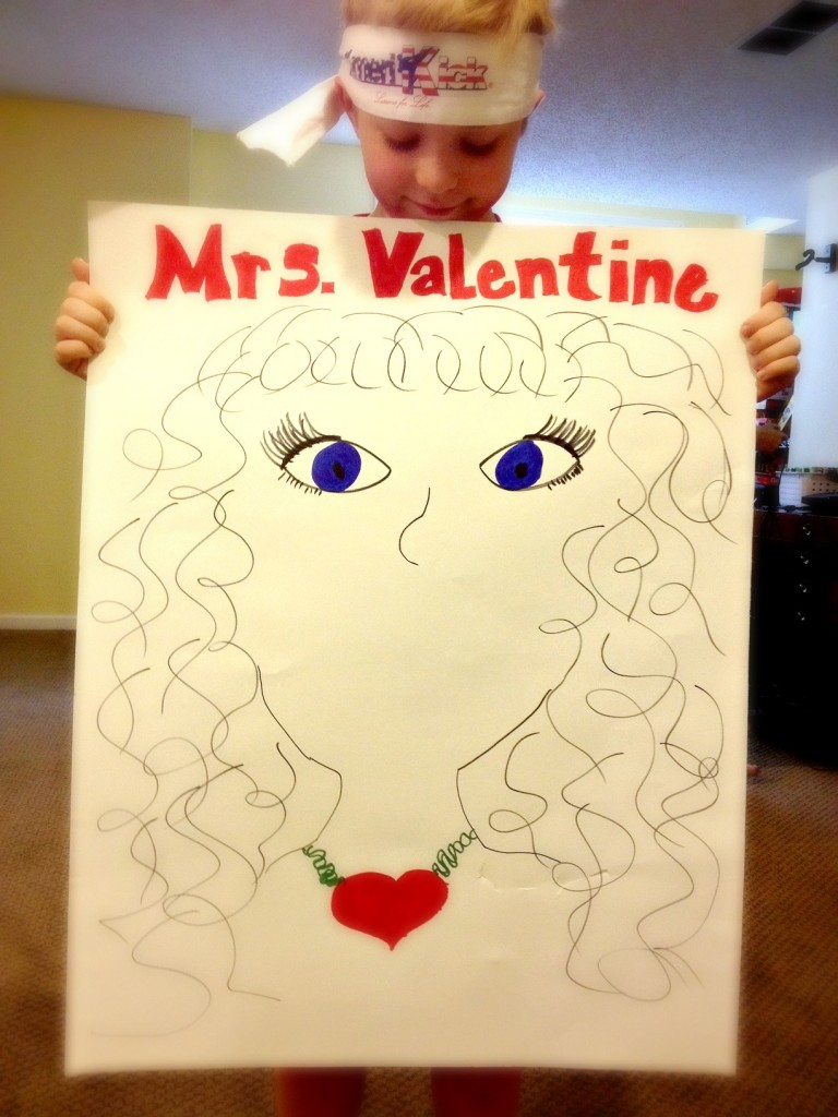 Mrs. Valentine