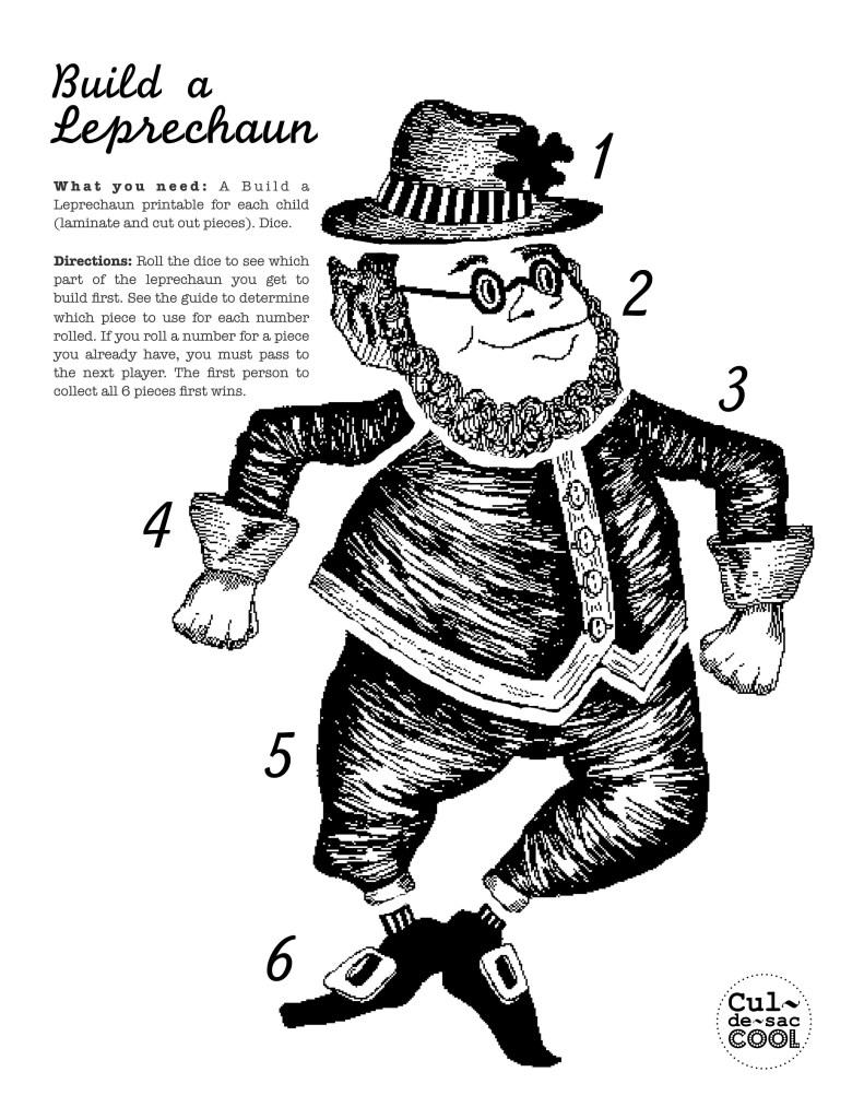 Build a Leprechaun
