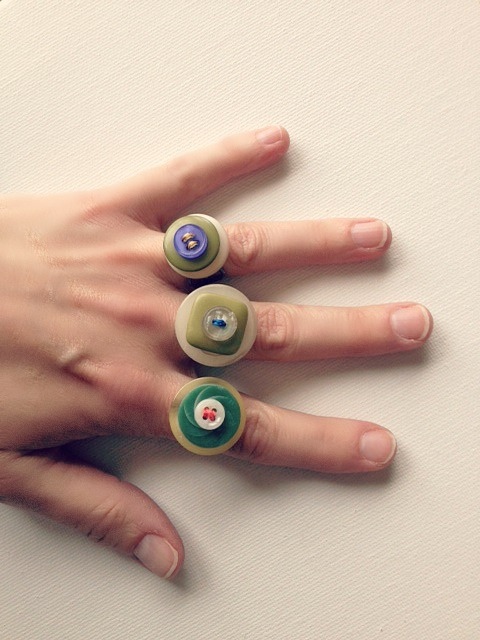 button ring 10