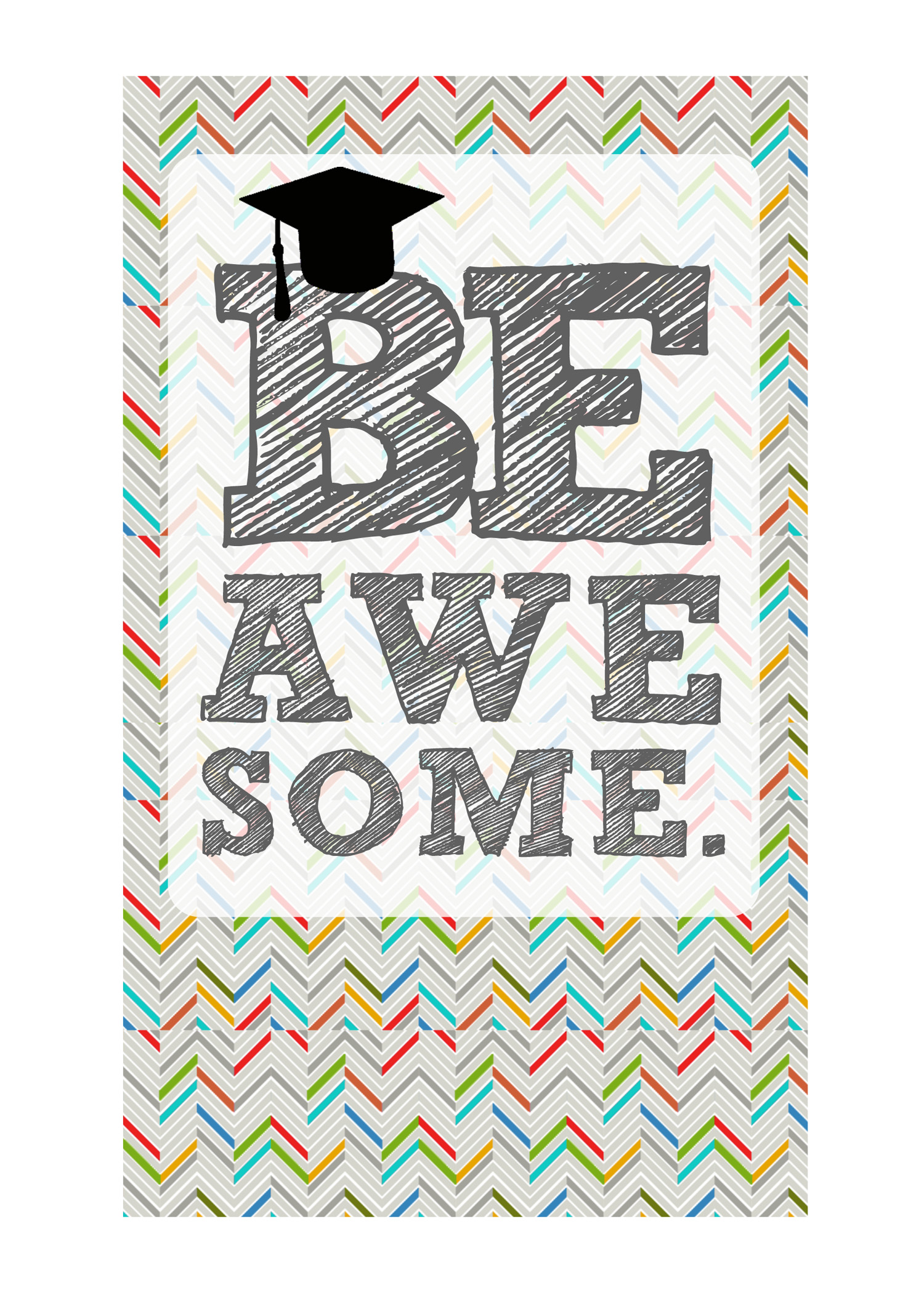 picture regarding Printable Graduation Card known as Do-it-yourself Printable Commencement CardsOMG Be Astounding