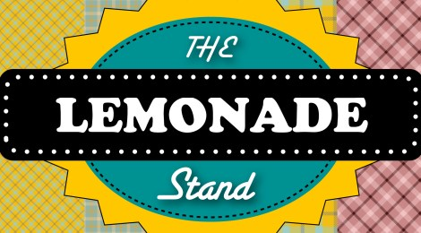 DIY Printable Lemonade Stand Banner & Menu