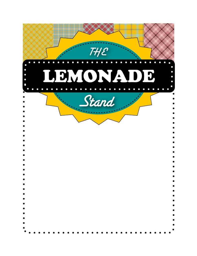 lemonde stand menu