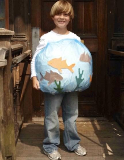 fishbowl costume
