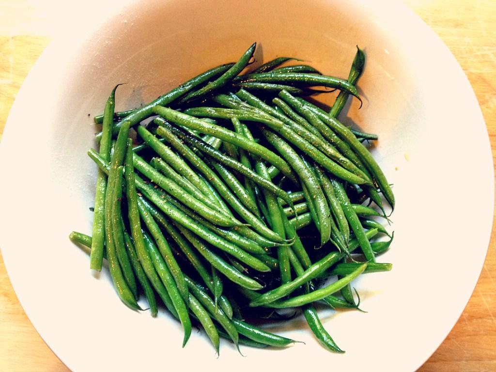 sesame green beans 4