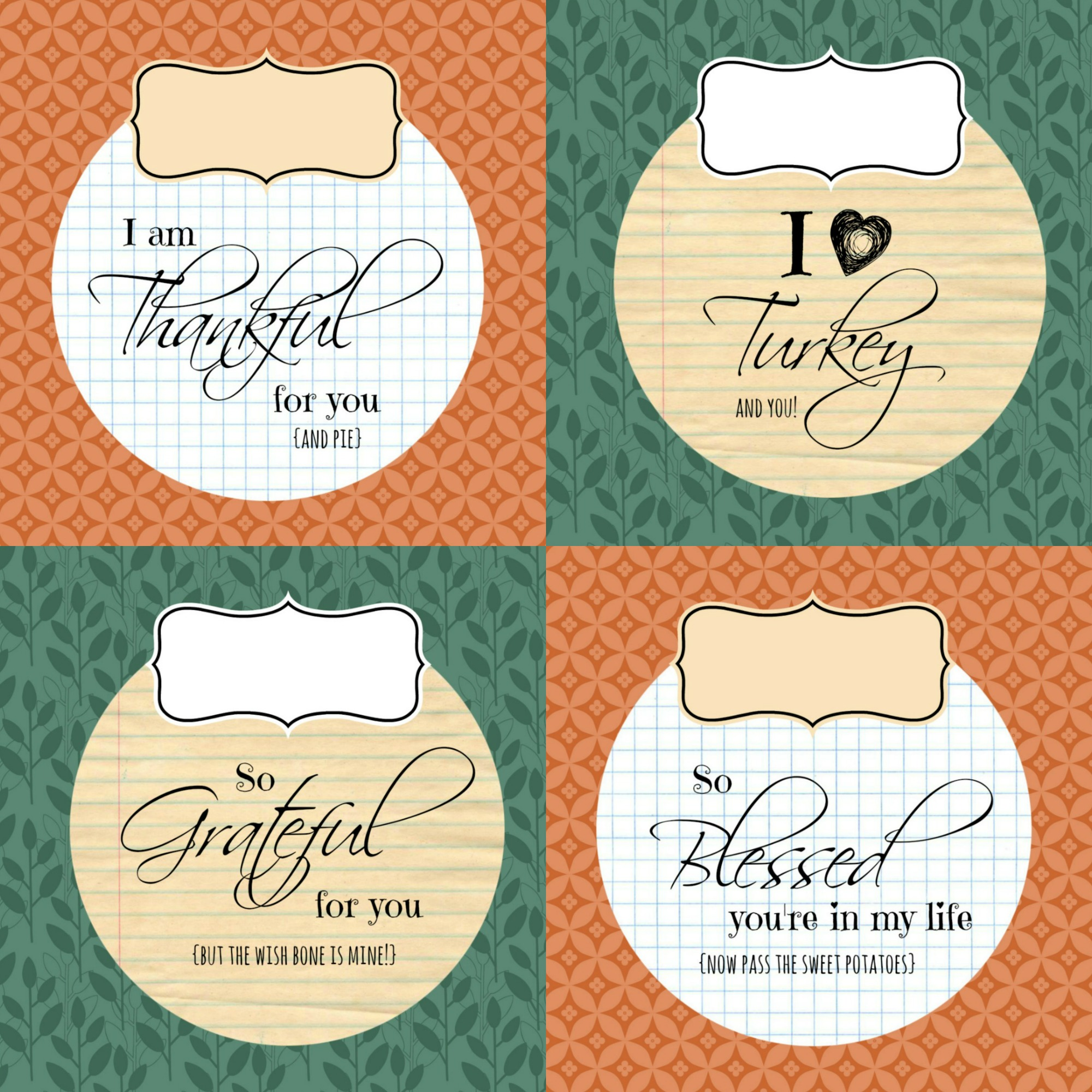 It is an image of Printable Thanksgiving Name Cards pertaining to kindergarten