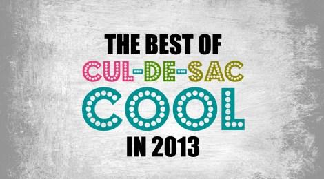 The Best of Cul-de-Sac Cool in 2013