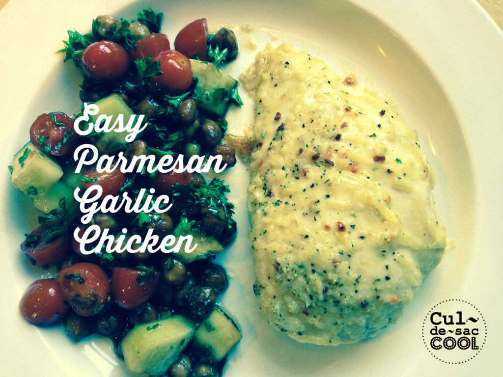 Parmesan Garlic Chicken cover 2