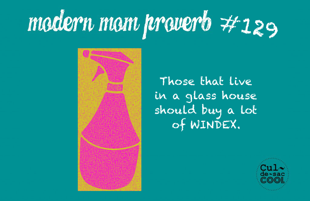 Glass House Windex #129