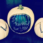 DIY Chalkboard Paint Pumpkins – Easy Thanksgiving Decor
