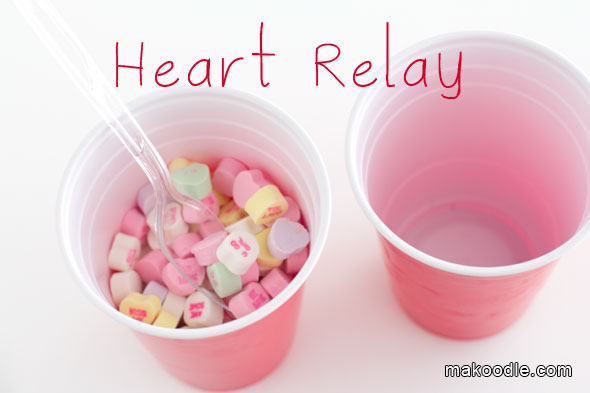 heart relay
