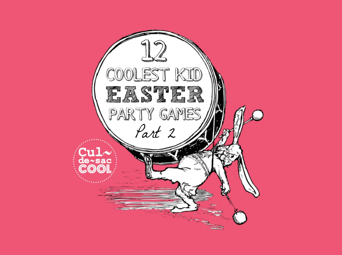 12 Coolest Easter Party Games -- Part 2
