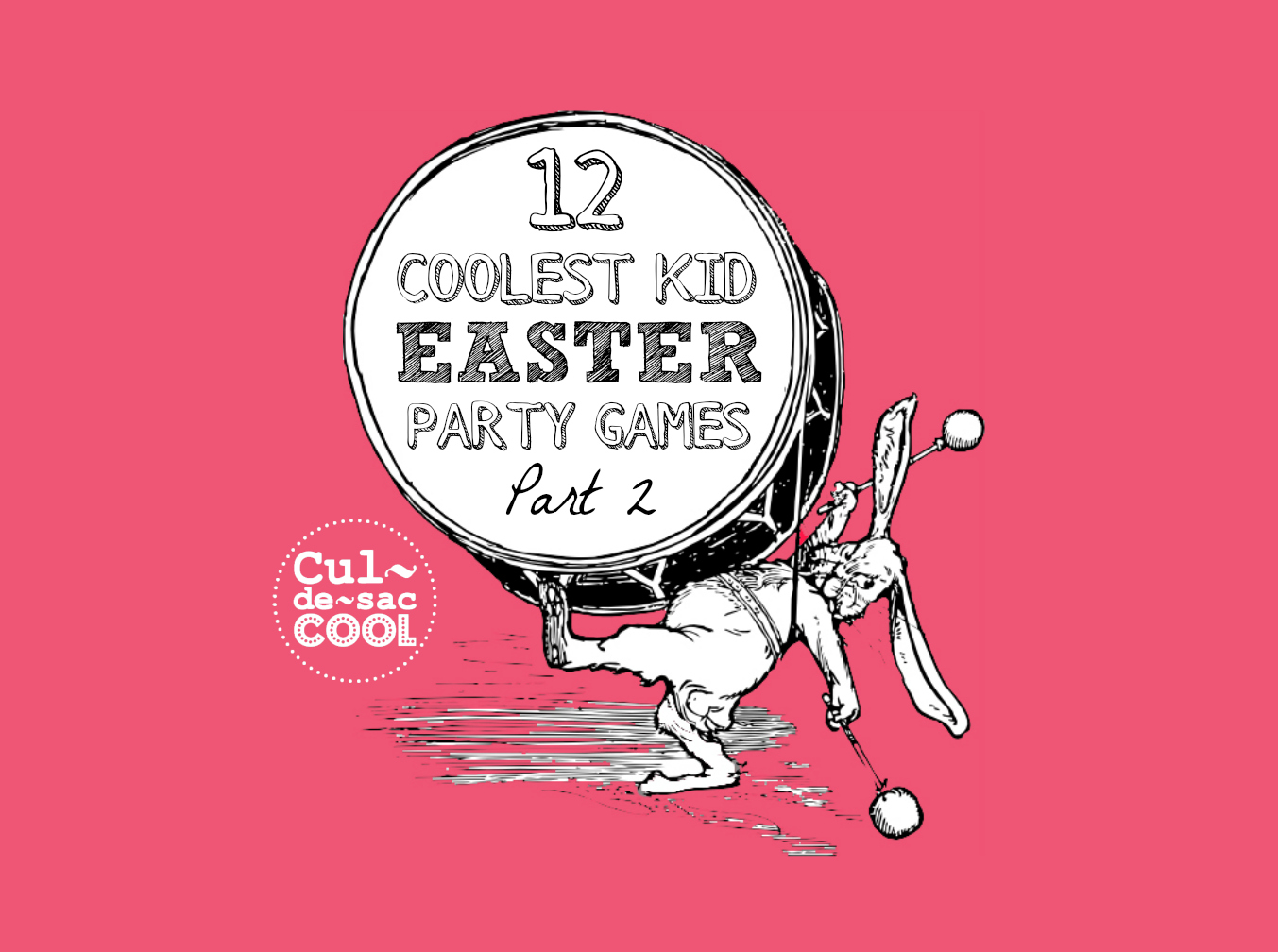 12 Coolest Kid Easter Party Games Part 2