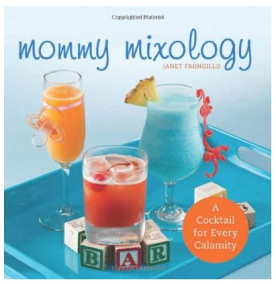 Mommy Mixolgoy Book