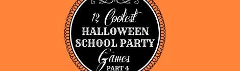 12 Coolest Halloween School Party Games -- Part 4
