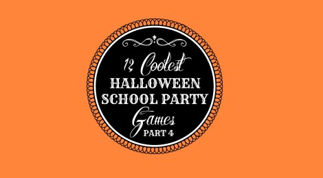 12 Coolest Halloween School Party Games -- Part 4