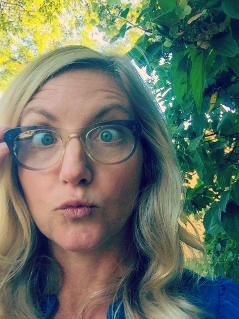 Warby Parker Glasses June