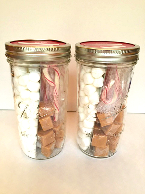 DIY Hot Cocoa Gift Set 9