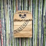 DIY Star Wars Chewbacca Gift Bag Tutorial