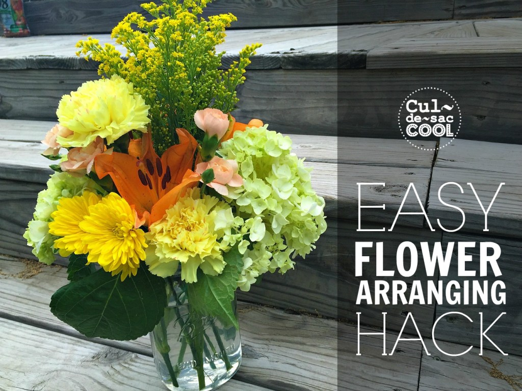 easy flower arranging cover 12