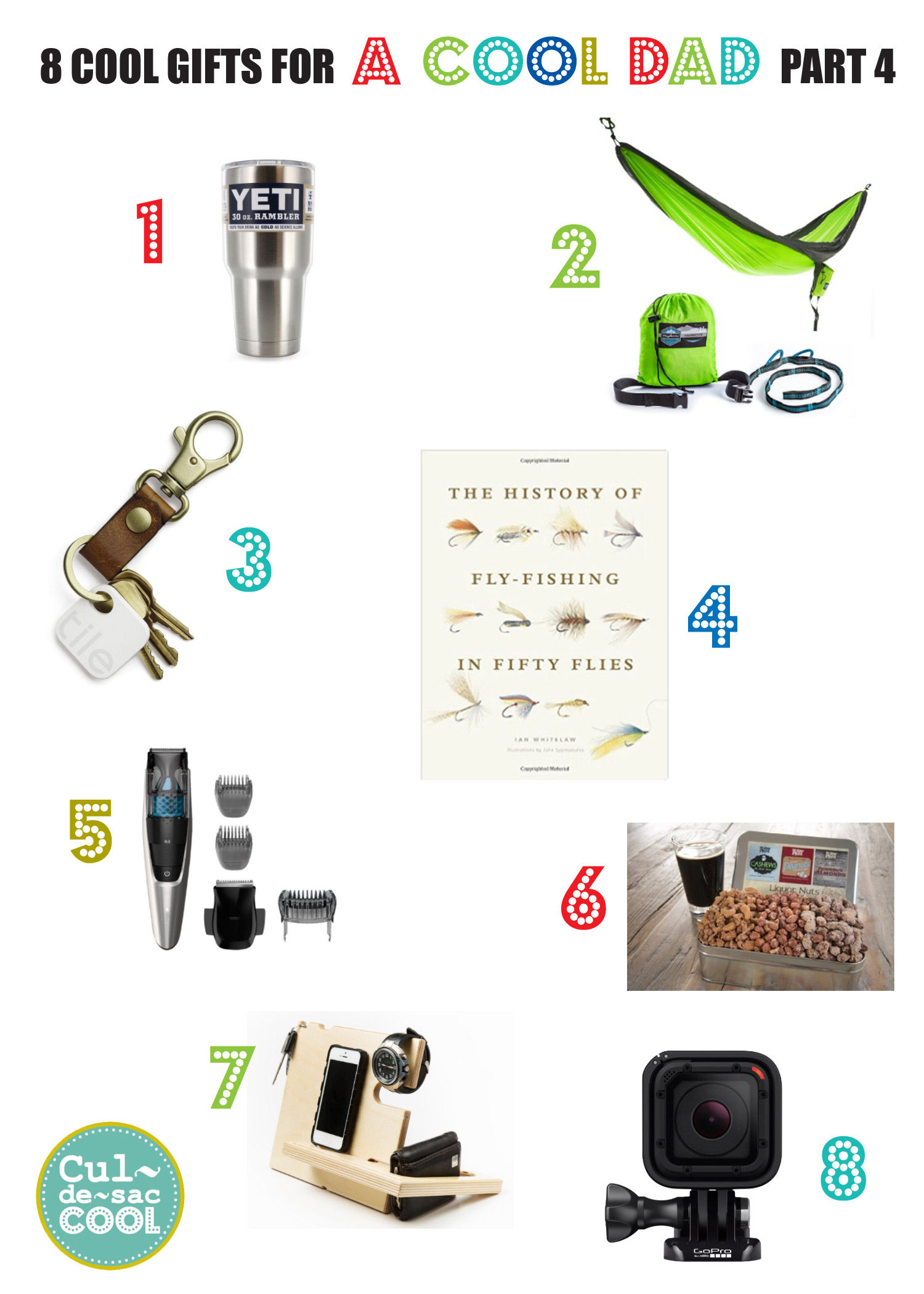 8 COOL GIFTS FOR COOL DAD part 4