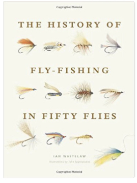 The History of Fly Fishing Book