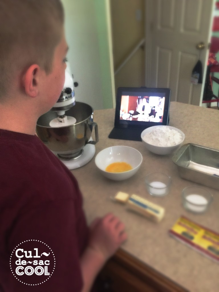 Cooking with Kids: Homemade bread 3