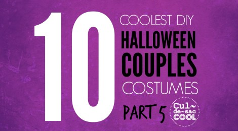 10 Coolest DIY Halloween Couples Costumes -- Part 5
