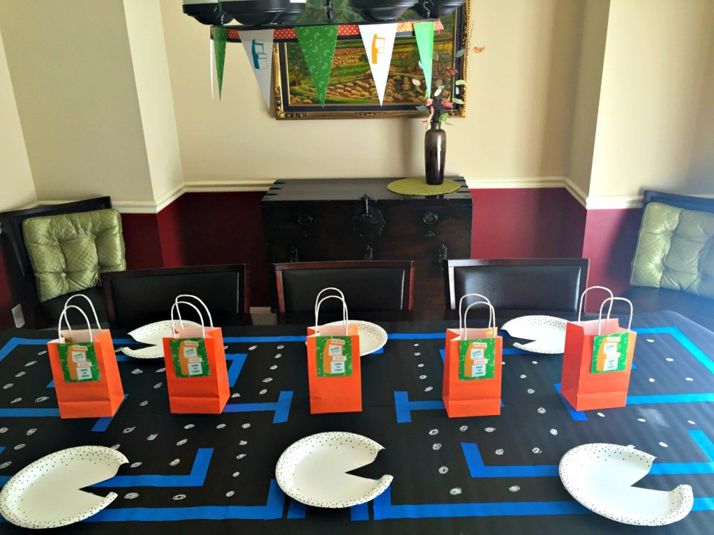 DIY Game On Birthday Party 5