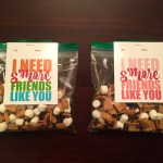 S'mores Valentine's Day Cards for School