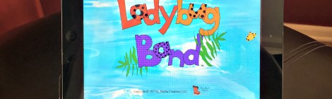 Ladybug Band -- Great Interactive Storybook App Just in time for Easter!!