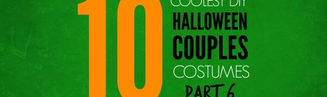 10 COOLEST DIY HALLOWEEN COUPLES COSTUMES — PART 6