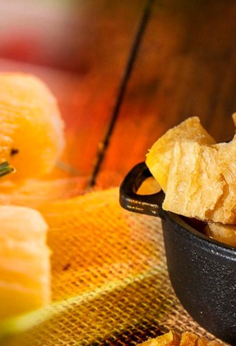 como fazer mandioca frita na airfryer