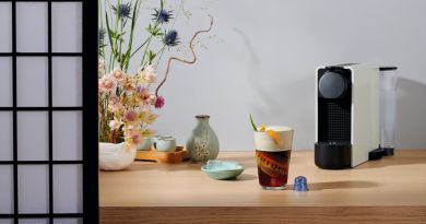 Receta: Refréscate con un Spring Berry Guide, hecho con Nespresso