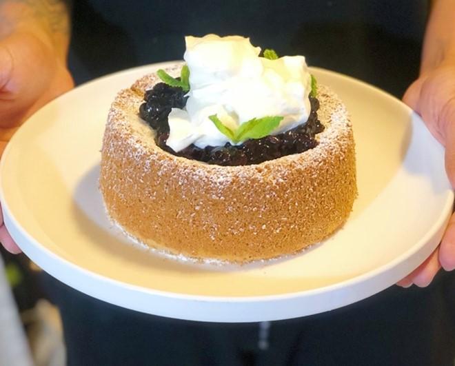 chiffon cake class